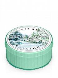 Kringle Candle - Snow Capped Fraser - Świeczka zapachowa - Daylight (35g)