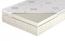 Nakładka Pillowtop Orchilla EXC 8cm Talalay - T 180x200