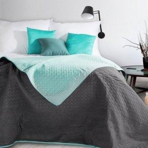 Narzuta ADRI Design 91 200X220 Stal/Mięta