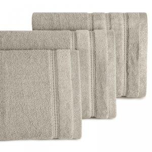 Ręcznik GLORY 70X140 Beżowy