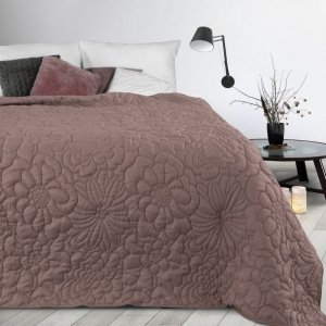 Narzuta ALARA4 200X220 Ciemny Różowy Design 91