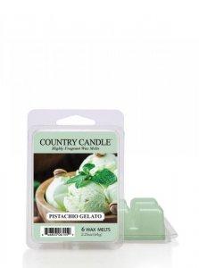 Country Candle - Pistachio Gelato - Wosk zapachowy potpourri (64g)