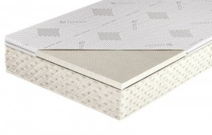 Nakładka Pillowtop Orchilla EXC 6cm Talalay - T 160x200