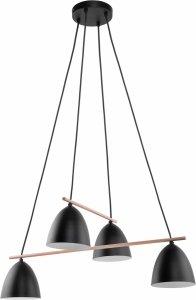 Lampa Aida Black - 2576 - Tk Lighting