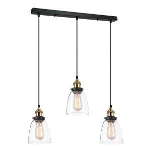Lampa Francis - MDM-2563/3 GD+CL - Italux
