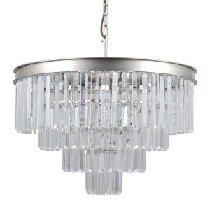 Lampa Verdes - PND-44372-8A-SLVR-BR<br />W - Italux