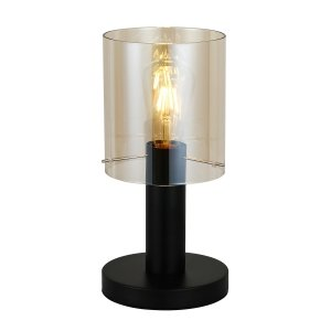 Lampa Sardo - TB-5581-1-BK+AMB - Italux