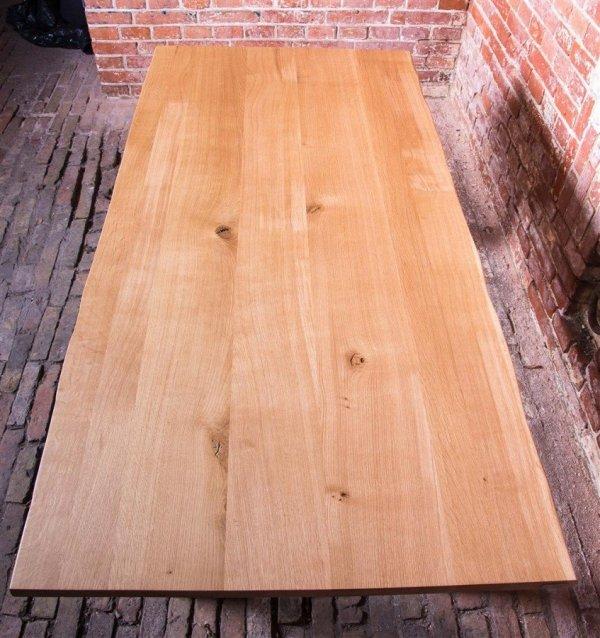Stół dębowy Loft Wood X3