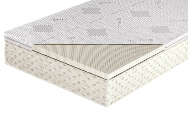 Nakładka Pillowtop Orchilla EXC 4cm Talalay - T 180x200