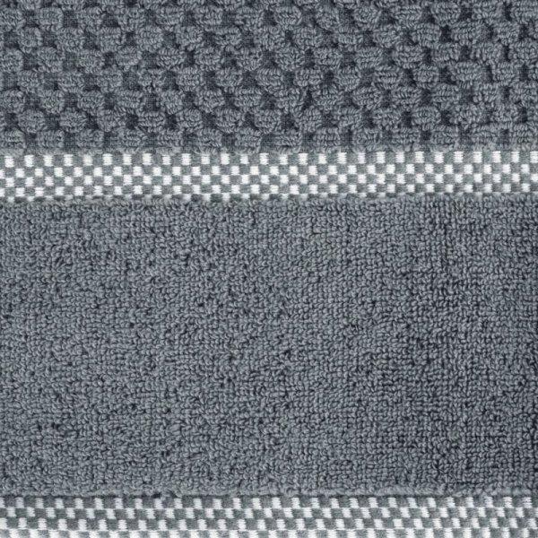Ręcznik CALEB 50X90 Grafitowy