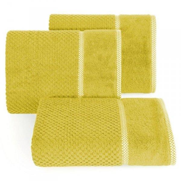 Ręcznik CALEB 50X90 Musztardowy