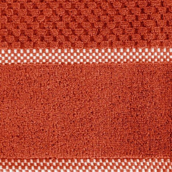 Ręcznik CALEB 50X90 Cegła
