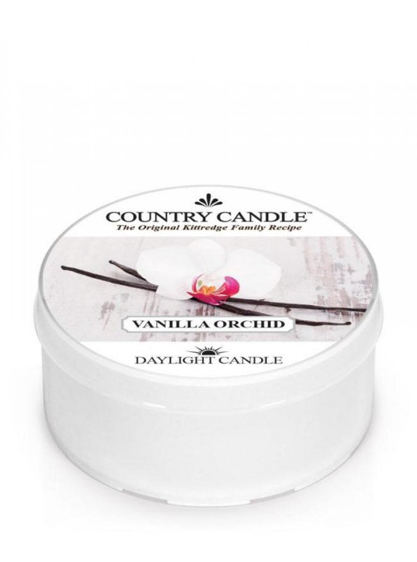 Country Candle - Vanilla Orchid - Daylight (35g)