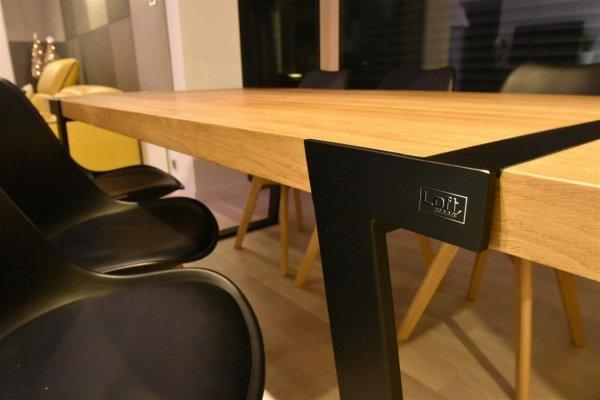 Stół dębowy Loft Wood  TD
