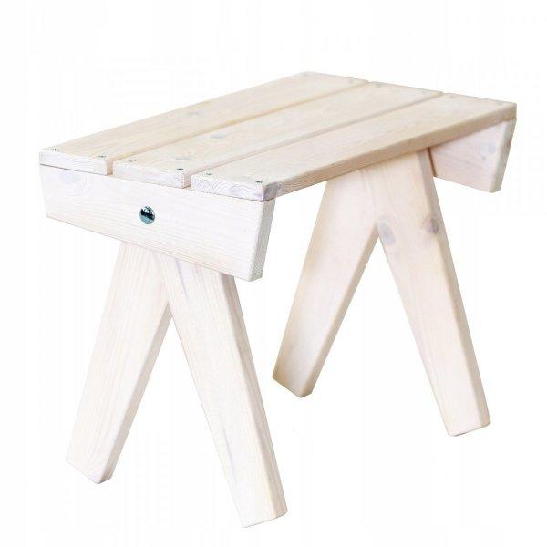 Stolik drewniany EcoFurn Granny Sosna naturalny