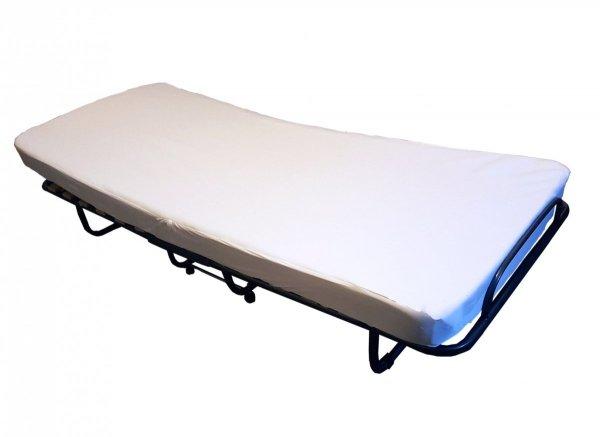 Ochraniacz MOLTON na materac 190 x 80 cm nałożony