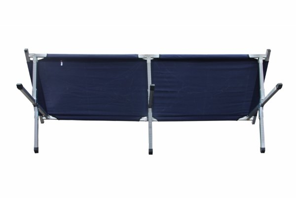Łóżko polowe kanadyjka Łóżko polowe kanadyjka 190 x 60 x 40 cm do 100 kg