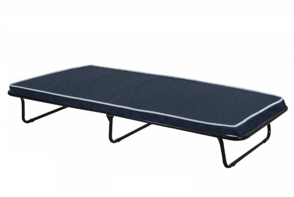 Łóżko polowe rodos z materacem 5 cm