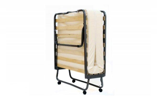 Łóżko składane 200x90 LUXOR złożone