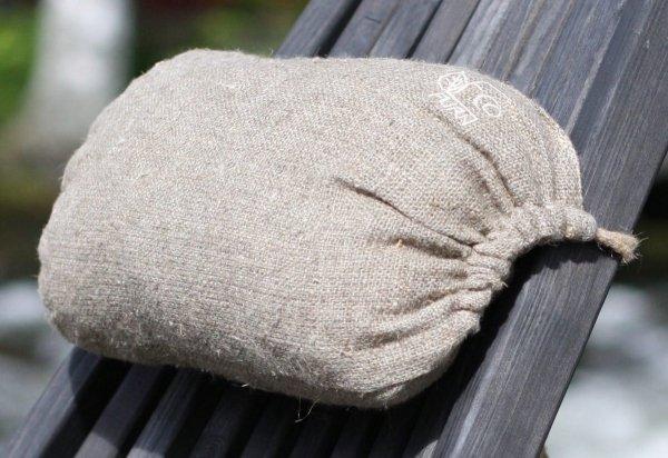 Poduszka zagłówek na leżak EcoFurn EcoChair