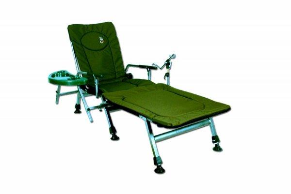 Fotel F5RSTP z dołączonym podnóżkiem