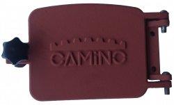 KWD Camino 3 - Kompletne drzwiczki zasypowe dla wersji na pellet.