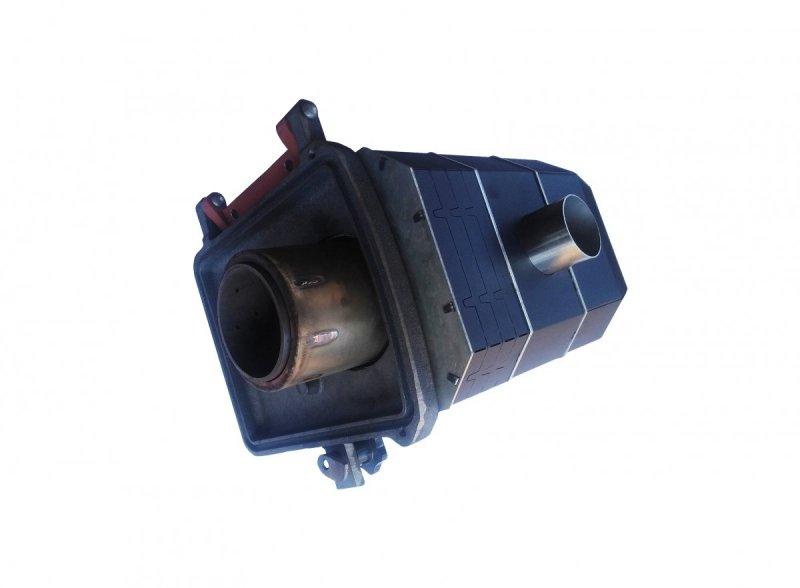 Zestaw adaptacyjny kotła Camino typu SLIM na pellet spełniający EcoDesign i 5 klasę o mocy 10 KW - ecoMax 920