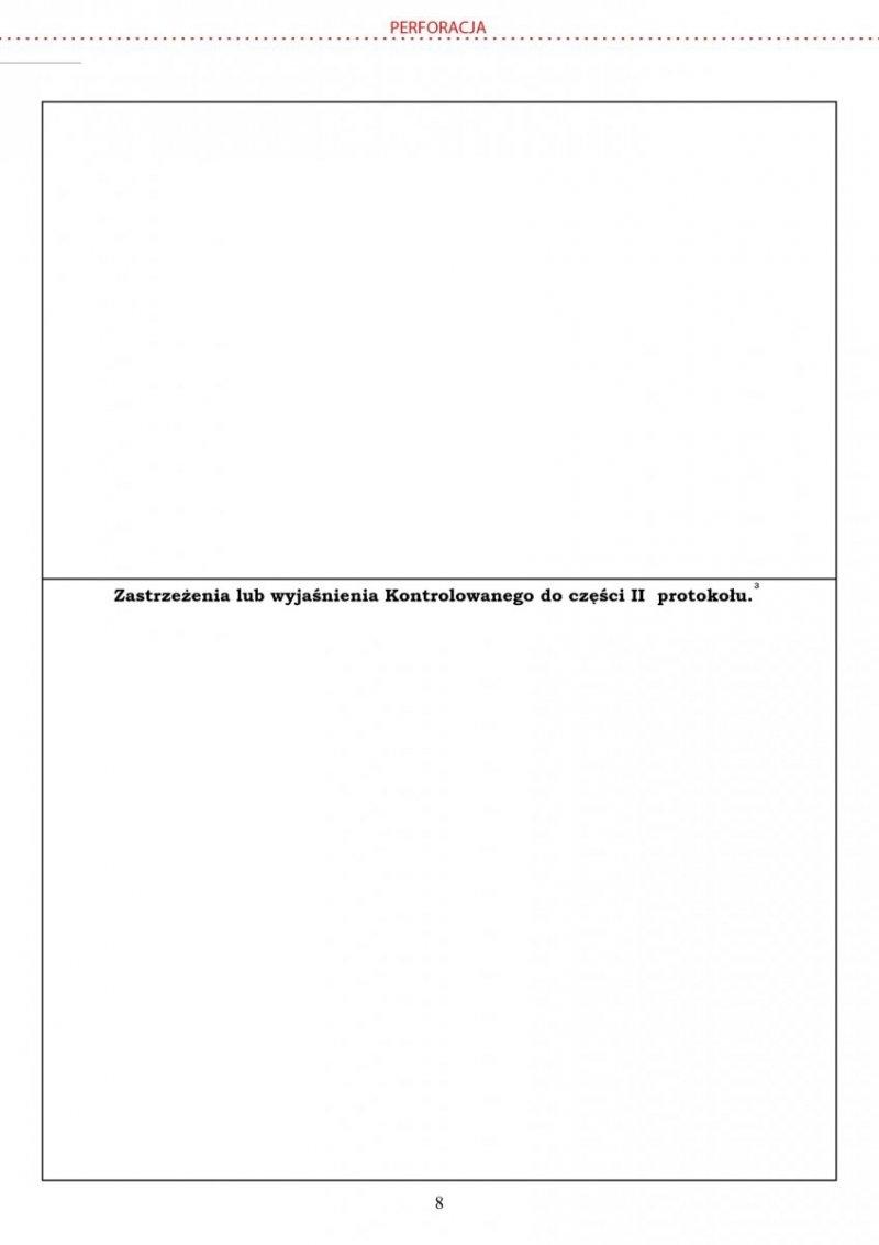 Lista kontrolna SPIWET-ASF na obszarach - A4