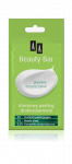 AA Maseczka Beauty Bar Kremowy Peeling Drobnoziarnisty 8ml