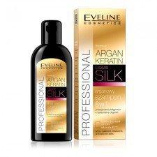 EVELINE Professional Argan Keratin Silk Arganowy Szampon 8w1 150ml