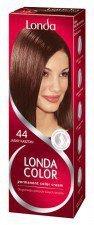 LONDA Color Cream Farba Do Włosów Nr 44 Jasny Kasztan