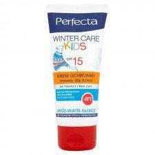 Perfecta Winter Care Kids Krem ochronny zimowy dla dzieci do twarzy i rąk 2w1 70 ml