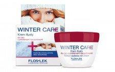 FLOSLEK Winter Care Krem tłusty do cery naczynkowej 50 ml