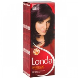 LONDA Color Cream Farba Do Włosów Nr 52 Oberżyna