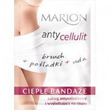 MARION Ciepłe Bandaże Antycellulit Brzuch+Pośladki+Uda 50ml