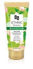 AA Ethnic Beauty Balsam Do Ciała Wygładzająco-Odprężający Japoński Rytuał 200ml