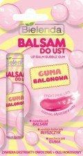 Bielenda Pomadka Balsam Do Ust Guma Balonowa 10g