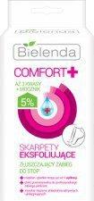 Bielenda Comfort + Skarpety Eksfoliujące Złuszczający Zabieg Do Skóry