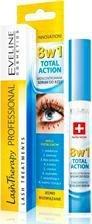 EVELINE Lash Therapy 8w1 Skoncentrowane Serum Do Rzęs 10ml
