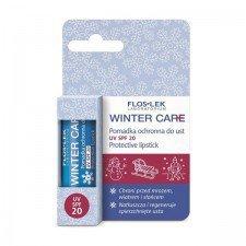 Flos-lek Winter Care Pomadka ochronna do ust SPF20
