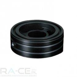 Podstawka filtra oleju z 2 miejscami pod czujniki