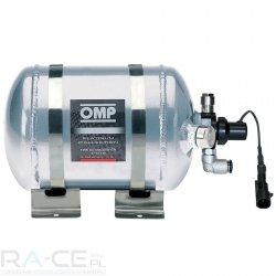 System gaśniczy OMP Platinum Collection - aluminiowy, elektryczny 3.0L