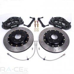 Zestaw hamulcowy tylny AP Racing, BMW E46 M3, CP5144-1004 R2.G8