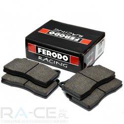 Klocki hamulcowe Ferodo DS2500, Citroen C2 VTS 1,6 16v, oś tylna.