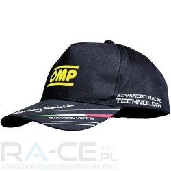 Czapka z daszkiem OMP Racing