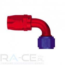Końcówka przewodu paliwowego / olejowego Aeroquip 90°