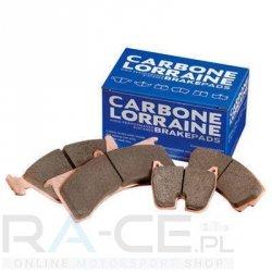 Klocki hamulcowe CL Brakes, RC6, Renault Megane RS, oś przednia