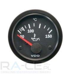 Wskaźnik temperatury oleju VDO 52mm