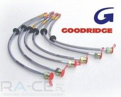 Przewody Goodridge, Mercedes (W126) 500-560 alle Coupe +