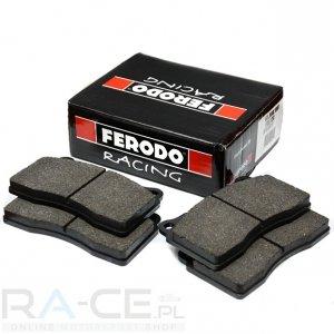 Klocki hamulcowe Ferodo DS2500, Subaru Impreza 2.0 STi version 7, WRX, oś przednia.